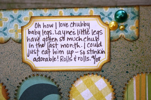 Loving the baby rolls 4