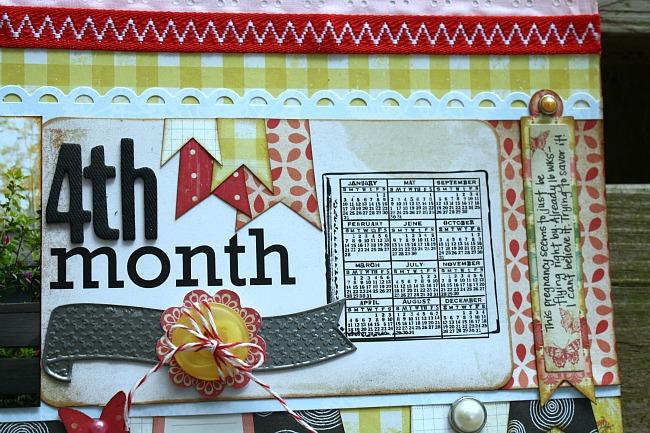 4th month b